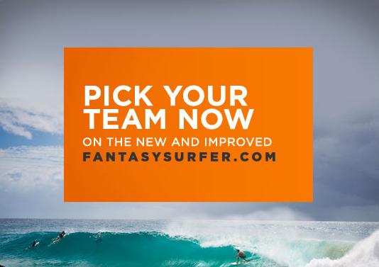 GSC Fantasy Surfer 2014