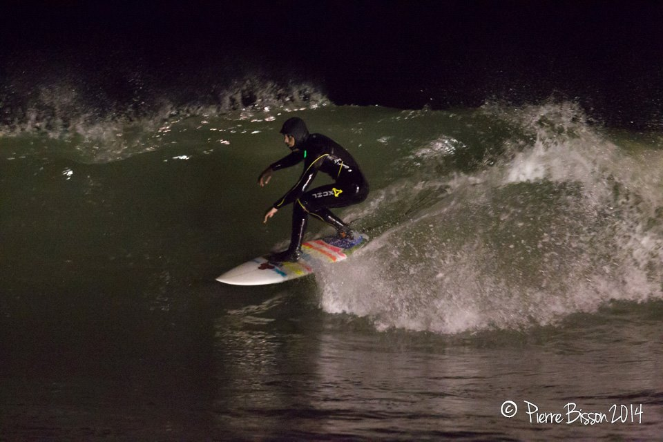 Rob Holden Invitational Night Surf