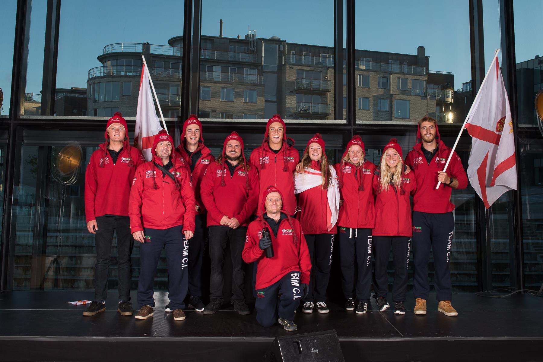 European Surfing Championships CISF team head to Bore Beach, Norway