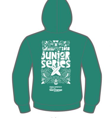 Junior Series 2018 Adult Hoodie