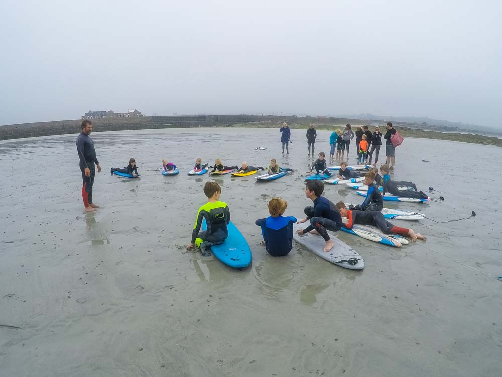 Junior Series - Surf Session 2