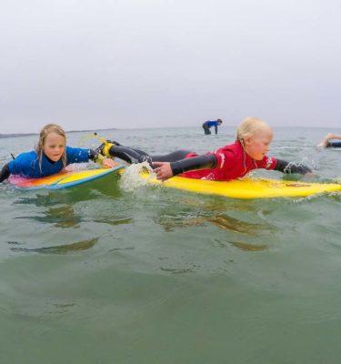 Junior Series - Surf Session 2